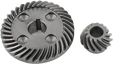 KOKO Zhu 6-100 Amoladora Angular Pieza de reparaci/ón Conjunto de pi/ñ/ón de Engranaje c/ónico Espiral para Bosch