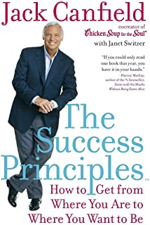 The Success Principles By Jack Canfield - Paperback