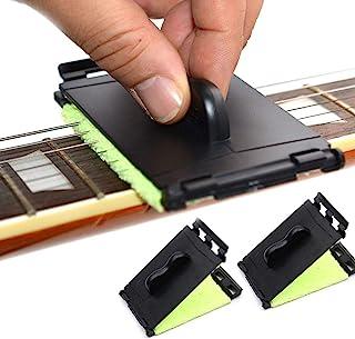 SAPHUE Guitar String Cleaner Clean Fretboard Cloth Tool...