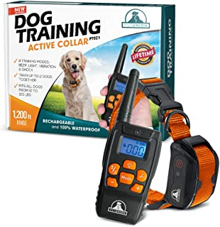 Best shock collar for long haired dogs Reviews