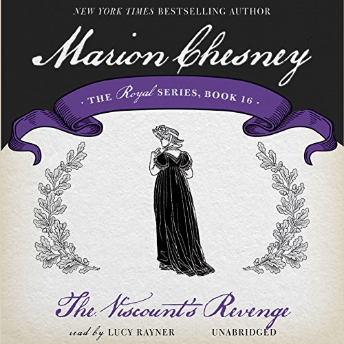 The Viscount's Revenge audiobook cover art
