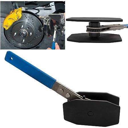 Advancethy Bremskolbenrücksteller Auto Ratsche Bremskolben Bremssattel Spreader Tool Bremssattel Presse Twin Quad Separator Pad Install Tool Auto
