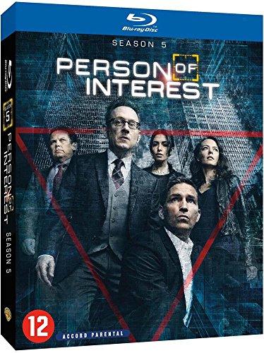 Person of Interest-Saison 5 [Blu-Ray]