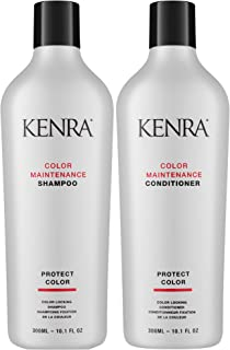 Kenra Color Maintenance Shampoo And Conditioner Set, 10.1 Ounce