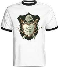 Rainfell Men's KnightPrinted T-shirt