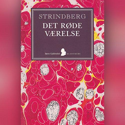 Det røde værelse audiobook cover art