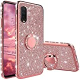 Case For Xiaomi Mi A3, Glitter Bling Sparkle Crystal Clear