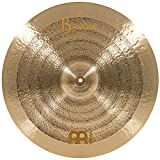 Meinl Cymbals B22TRR Byzance Jazz 22-Inch Tradition Ride Cymbal (VIDEO)