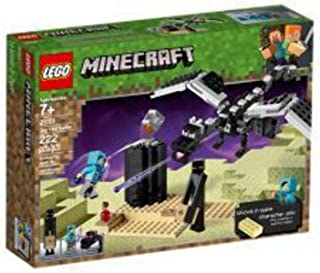 LEGO Minecraft The End Battle for age 7+ years old 21151