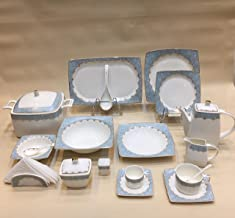 Dinner Set 76 Pieces Bone china Dinnerware Set