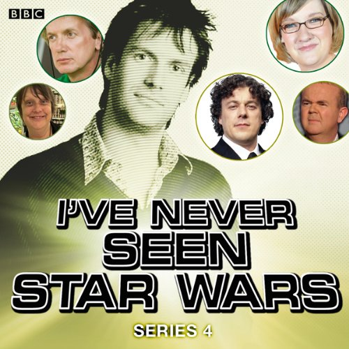 I've Never Seen Star Wars: Series 4 cover art