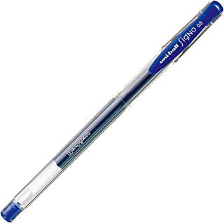 三菱鉛筆 ゲルボールペン ユニボールシグノ スタンダード UM-100 青 33