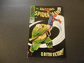 Amazing Spider-Man #60 May 1968 Silver Age Marvel Comics Kingpin