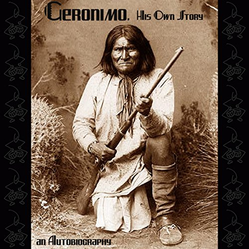Geronimo, His Own Story cover art