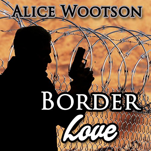 Border Love audiobook cover art