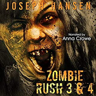 Zombie Rush: Books 3 and 4  cover art