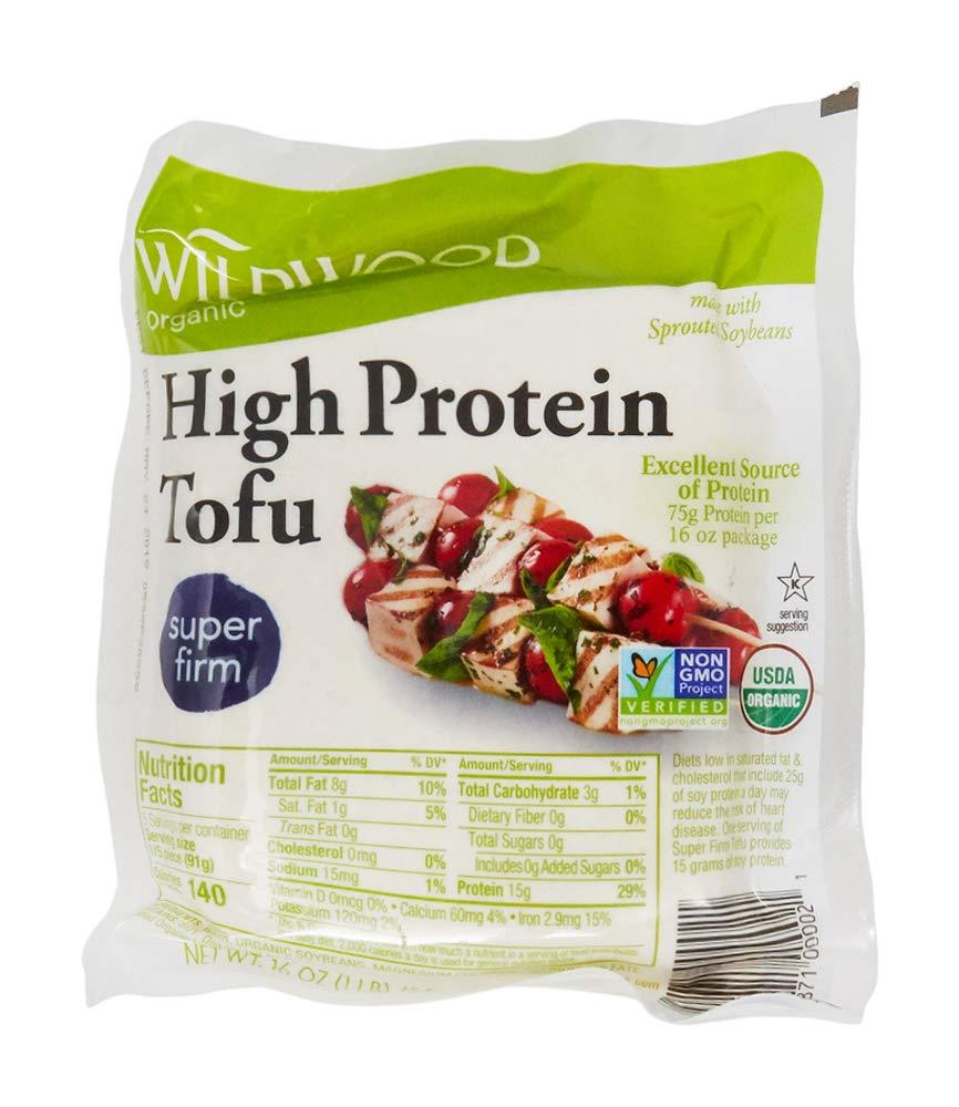 Wildwood Organic High Popular brand material Sproutofu Super 16 Firm oz