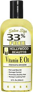 Hollywood Beauty Vitamin E Oil 8 Oz