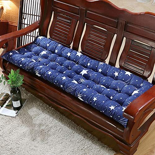 Komfortable Bankauflage für den Außenbereich, rutschfest, zuverlässig, für Terrasse, Garten, Möbel