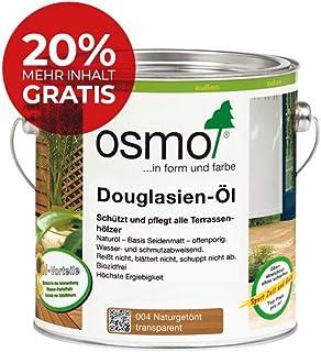 Osmo Terrassen-Oel - 3 Liter 004 Douglasien-Oel Naturgetoent