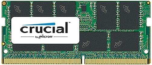 Crucial 16GB DDR4 SDRAM Memory Module - 16 GB - DDR4-2666/PC4-21300 DDR4 SDRAM - CL19-1.20 V - ECC - Unbuffered - 260-pin - SoDIMM