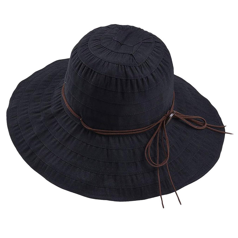 明快各冷淡なUVカット 帽子 レディース ROSE ROMAN UV 100% カット つば広 漁師帽 夏 UVカット 帽子 ビーチ 紫外線対策 日焼け防止 日焼け 旅行用 日よけ 小顔効果 折りたたみ 海 旅行 ハットストレッチャー 帽子 ハンガー