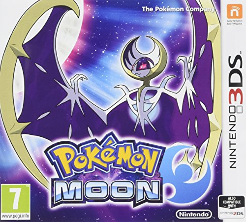 Pokémon Moon [Importación Inglesa]