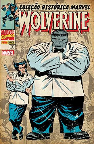 Coleção Histórica Marvel: Wolverine v. 2