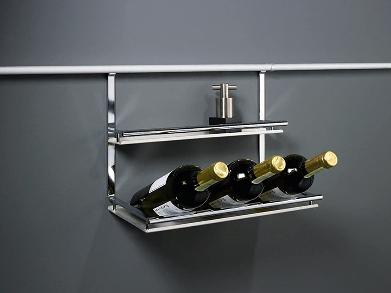 Lischwarz Kessebhmer 2000Küchenleiste und Zubehr, Weinflaschenablage