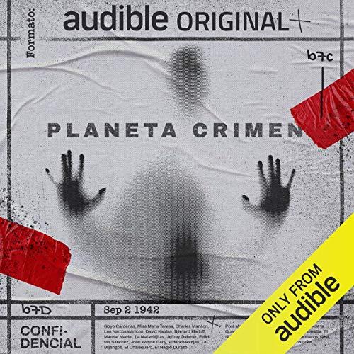 Planeta Crimen Podcast with Ricardo Ribón, Mariana Perusquía cover art