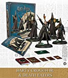 Knight Models Juego de Mesa - Miniaturas Resina Harry Potter Muñecos Jr Adventure Game: Barty Crouch Jr & Death Eaters Expansion, Mixed Colours Version inglesa