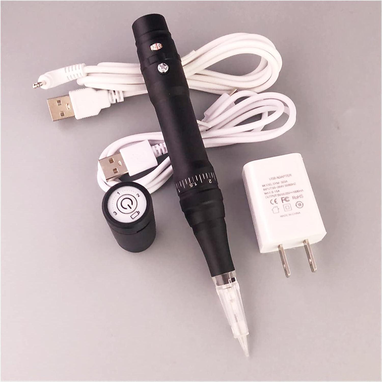 Tattoo Machine Kit Max Soldering 51% OFF Semi Wireless Permanent Makeup Pen Lip