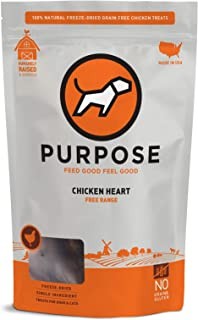 chicken hearts for dogs