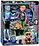 Monster High Monster High MANSTER 2-Pack - Deuce Gorgon & Gillington Gil Webber Doll doll doll [parallel import]