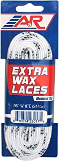 A&R Sports Extra Wax Lace, White