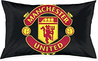 HHenry Manchester United Cotton Pillow Throw Cushion Cover Case 2030 Inch Home Decoration