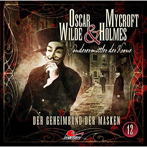 Der Geheimbund der Masken cover art