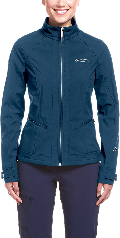(XXXLarge, aviator)  maier sports Packaway 2L  Women Bopink W Soft Shell Jacket, Womens, Bopink W