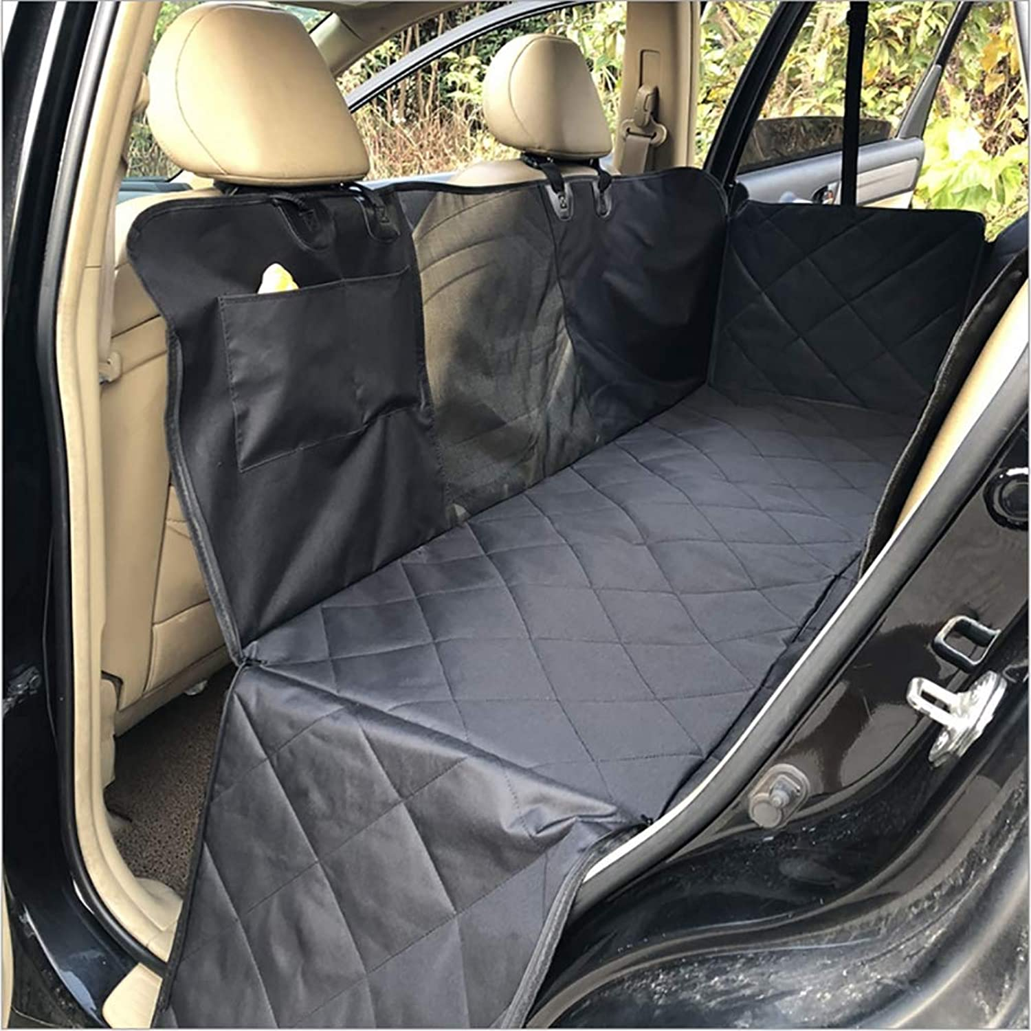 Dog Seat CoverPet Car Seat Cover Bench Car Seat Cover Predector Waterproof AntiDirty for Cars, Trucks, and Suv's