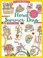 Floral Summer Days (Cross Stitch)
