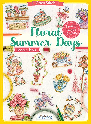 Why Choose Cross Stitch: Floral Summer Days