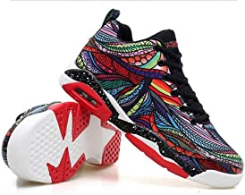 Super explosion Womens Mens Fashion High-Top Basketball Shoes Breathable Sports Running Sneakers