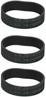 Genuine Royal Upright Vacuum Cleaner Belt, Part Number P/N1-672260-001, 3 belts in pack