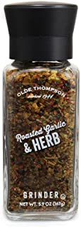 Olde Thompson 1090-65 Roasted Garlic and Herb Grinder, 5.2-Ounce
