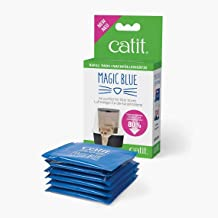 Catit Recambio Magic Blue, 6 Unidades