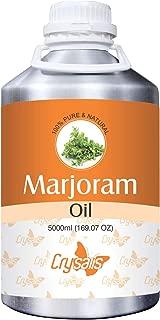 Crysalis Marjoram Oil100% Natural Pure Undiluted Uncut Essential Oil 5000ML