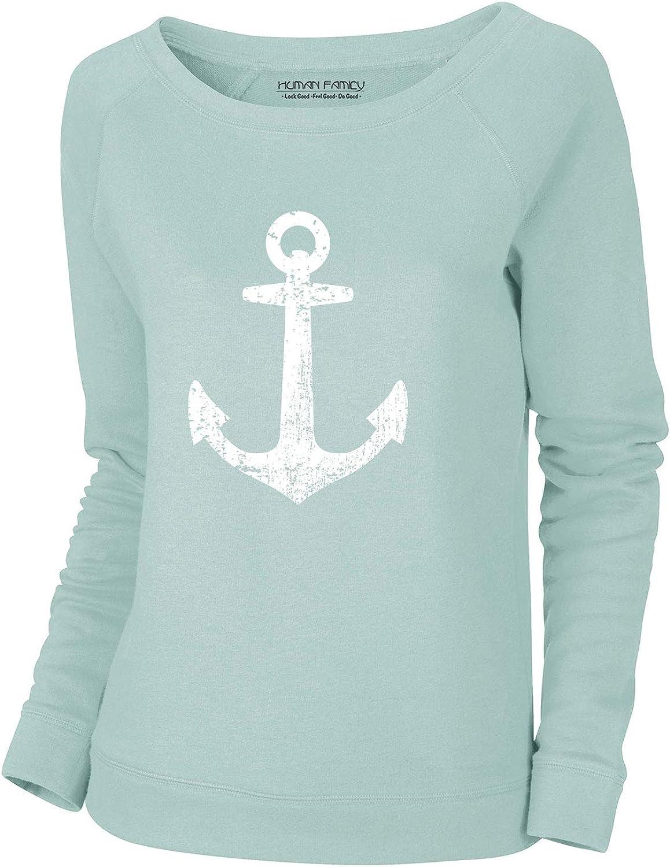 Human Family Damen Sweatshirt Onset Anchor