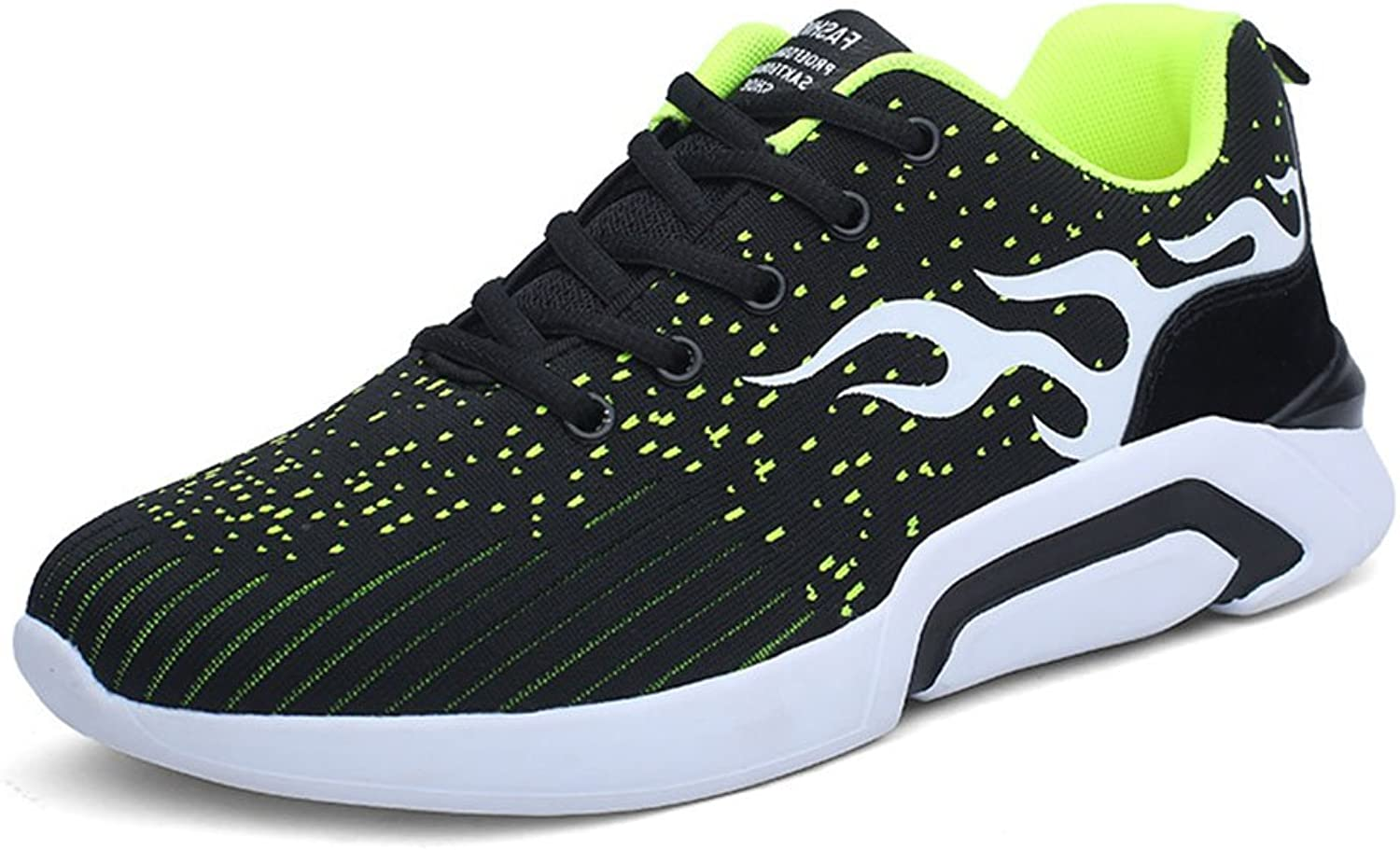 WWJDXZ Trainers Spring and Summer Sports shoes, Breathable Casual shoes, Men's Running shoes (24.5-27.0cm)