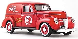 Coca-Cola 1/24 1940 Ford Delivery Van