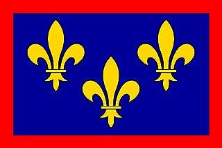 Anjou in France Flag   Landscape Flag   0.06m²   0.65sqft   20x30cm   8x12in for Car Flag Poles